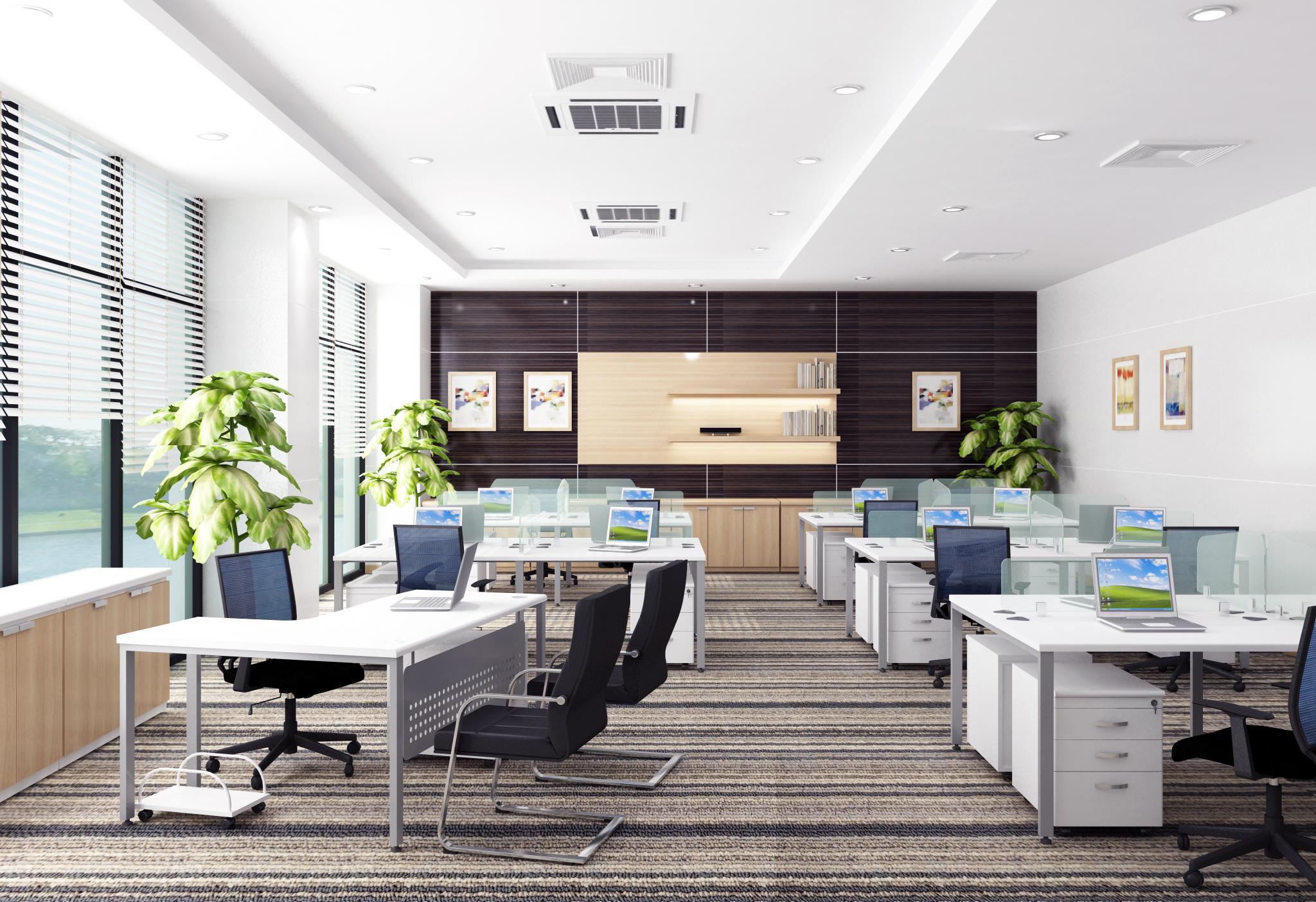 Những ưu điểm nổi bật của nội thất văn phòng Fami